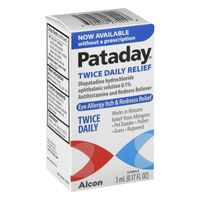 Pataday Twice Daily Relief