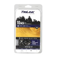 "TriLink 10"" Chain, S40, 2 Count"