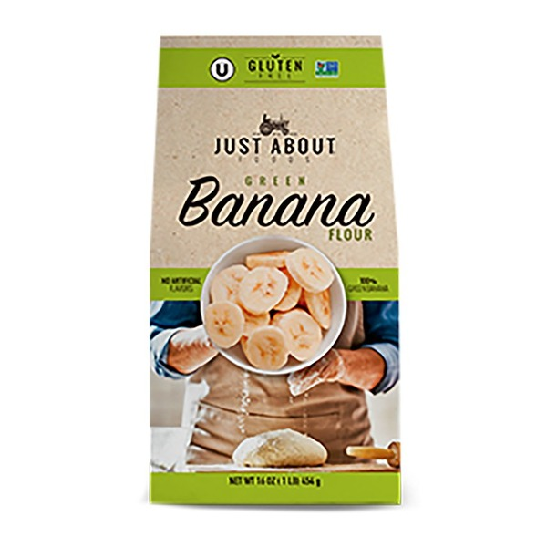 Just About Foods Banana Flour