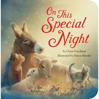 Tiger Tales On This Special Night by Claire Freedman Board Book