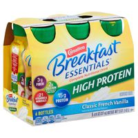 Carnation HIGH PROTEIN Classic French Vanilla