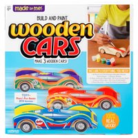 Made By Me Wooden Cars