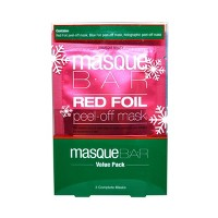 Masque Bar Holiday Value Pack Face Mask - 3ct