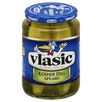 Vlasic Kosher Dill Spears Pickles