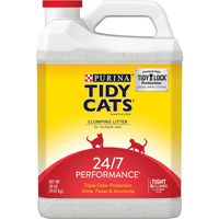 Tidy Cats Clumping Cat Litter, 24/7 Performance Multi Cat Litter
