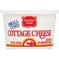 Meadow Gold Small Curd Cottage Cheese - 16oz