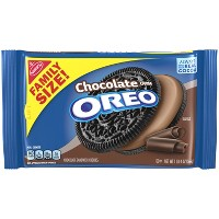 Oreo Chocolate Family Size Sandwich Cookies - 20oz