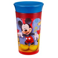 Disney Mickey Mouse Simply Spoutless Sippy Cup 9 Oz