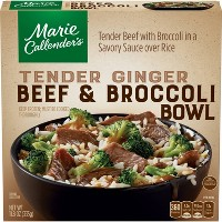 Marie Callender's Frozen Tender Ginger Beef & Broccoli Bowl - 11.8oz