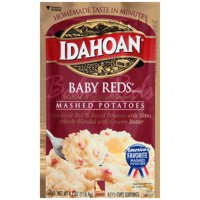 Idahoan Baby Reds® Mashed, 4.1 oz Pouch