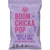 Angie'S Kettle Corn Boom Chicka Pop Sweet And Salty Popcorn, 7 Oz