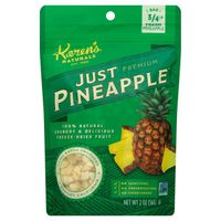 Just Tomatoes, Etc.! Dried Pineapple