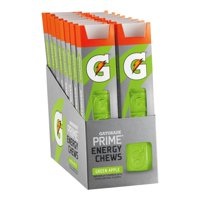 Gatorade Prime Energy Chews, Green Apple, 1 count