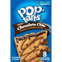 Pop-Tarts Frosted Chocolate Chip Pastries - 8ct/14.7oz - Kellogg's