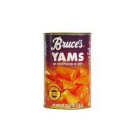 Bruce's Yams Cut Sweet Potatoes in Syrup 40 oz