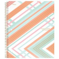 Five Star Style Wirebound Notebook, 1 Subject, College Ruled, 11