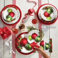 Christmas Ornaments Party Supplies Collection