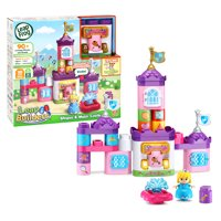 LeapFrog LeapBuilders Shapes and Music Castle With Electronic Smart Star