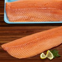 Kirkland Signature Fresh Farmed Atlantic Salmon Fillet