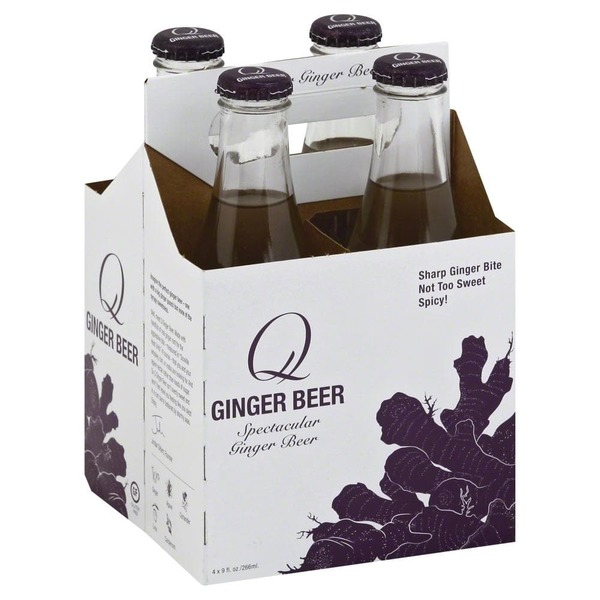 Q Ginger Beer