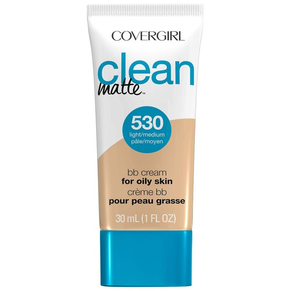 CoverGirl Clean Matte BB Cream For Light/Medium Skin