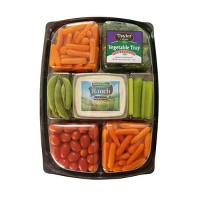 Vegetable Tray with Ranch Dip - 40oz