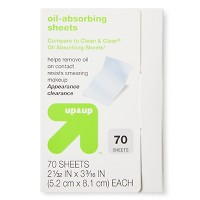 Oil Absorbing Sheets - 70ct - Up&Up™