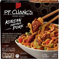 P.F. Chang's Korean Frozen Noodle Bowl - 11oz