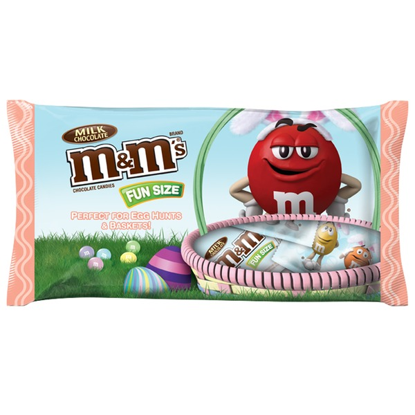 M&m's Easter Fun Size Milk Chocolate Candy