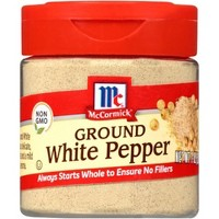 McCormick White Ground Pepper - 1oz