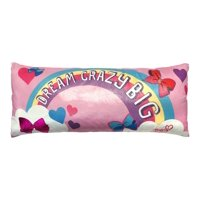 Nickelodeon JoJo Siwa Kid's Bedding Oversized Body Pillow