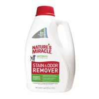 Nature's Miracle Stain & Odor Remover, 128 fl oz, Tough on Organic Stains and Odors