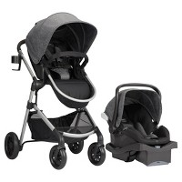 Evenflo Pivot Modular Travel System with ProSeries LiteMax Infant Car Seat