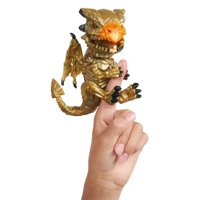 Untamed Ultimate Dragon – Goldrush (Shiny Gold Accents) – By WowWee