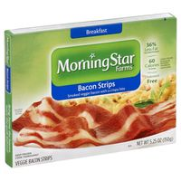 Morning Star Farms Veggie Bacon Strips Original
