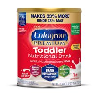 Enfagrow Premium Toddler Nutritional Milk Drink, Vanilla Flavor - Powder Can, 32 oz
