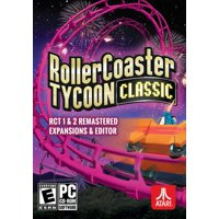 Uie Rollercoaster Tycoon Classic