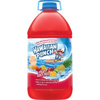 Hawaiian Punch Fruit Juicy Red, 128 Fl. Oz.