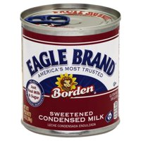 Borden Eagle Brand Sweetened Condensed Milk, 14 oz