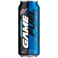Mountain Dew AMP Game Fuel Charged Berry Blast - 16 fl oz Can