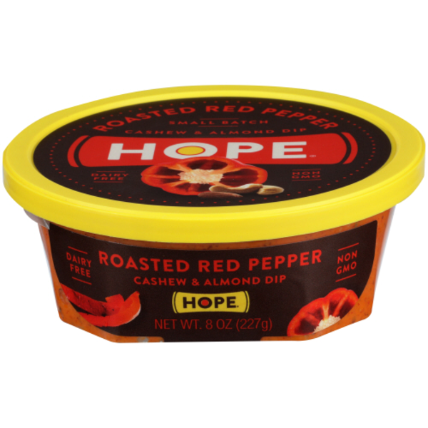 Hope's Roasted Red Pepper Cashew & Almond Dip