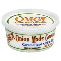 OMG! Onion Made Goodness Caramelized Onion Dip