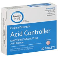 Safeway Acid Controller, Original Strength, 10 mg, Tablets