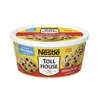 Nestle Toll House Chocolate Chip Cookie Dough 36-Oz. Tub