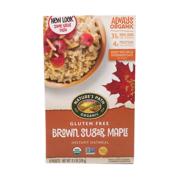 Nature's path organic Nature's Path Brown Sugar Maple With Ancient Grains, 11.3 oz