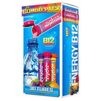 Zipfizz Healthy Energy Drink Mix, Variety Pack, 30 ct