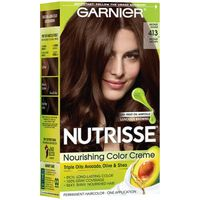 Garnier Nutrisse Nourishing Color Creme 413 Bronze Brown