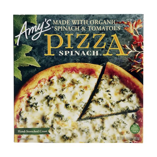 Amy's kitchen Spinach Pizza, 14 oz