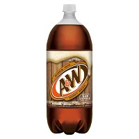 A&W Root Beer - 2 L Bottle