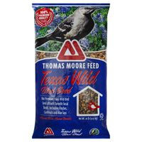 Thomas Moore Feed Bird Seed, Texas Wild